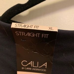 CALIA by Carrie Underwood Pants - Yoga Capri pants